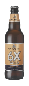 Wadworth 6X Gold