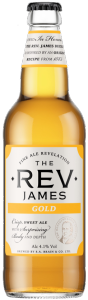 Reverend James Gold