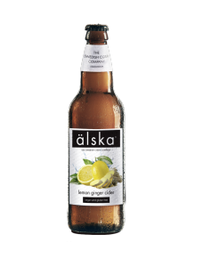 Älska Lemon Ginger